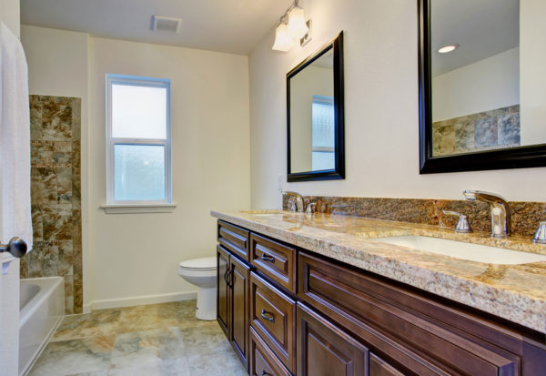 Bathrooms Archives - Craftworks Custom Cabinetry - Rochester, NY
