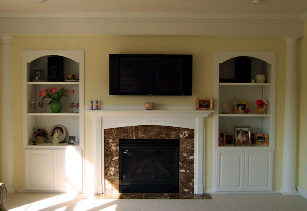 Built-ins / Entertainment Centers Archives - Craftworks Custom Cabinetry - Rochester, NY