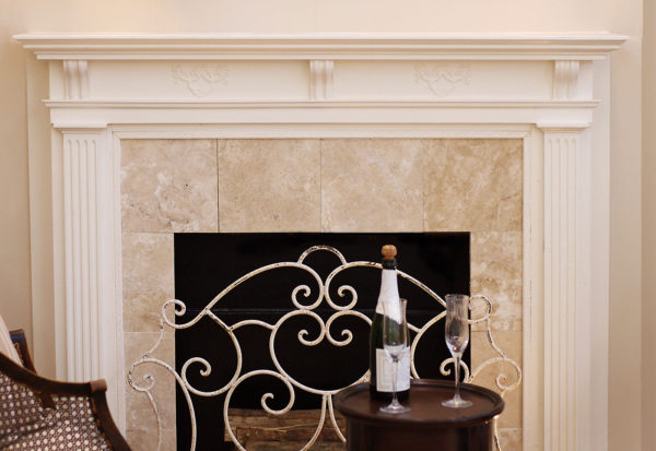 Fireplace Mantels Archives - Craftworks Custom Cabinetry - Rochester, NY
