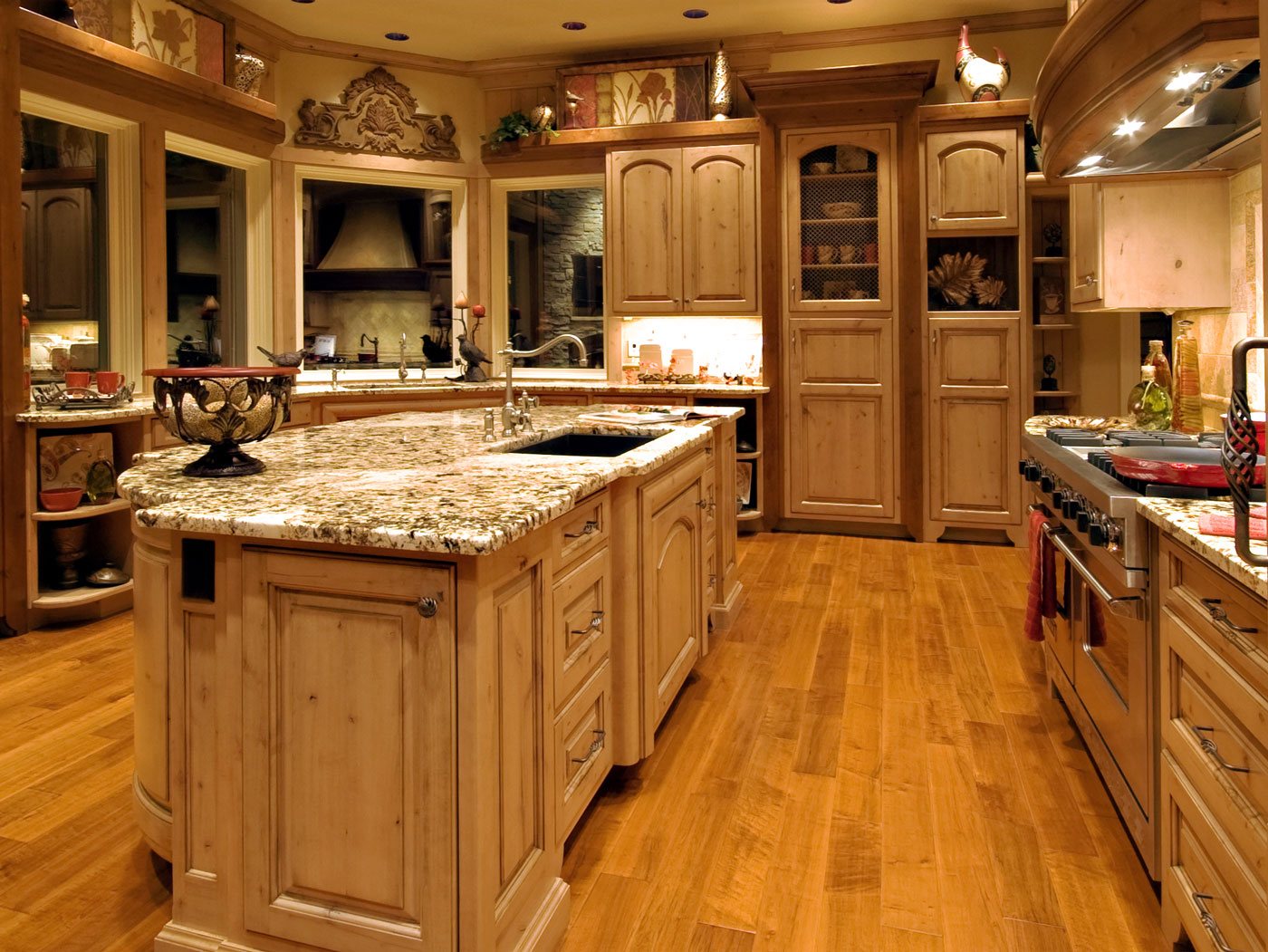 Custom Kitchen Remodel - Fingerlakes NY - Craftworks Custom Cabinetry - Rochester, NY