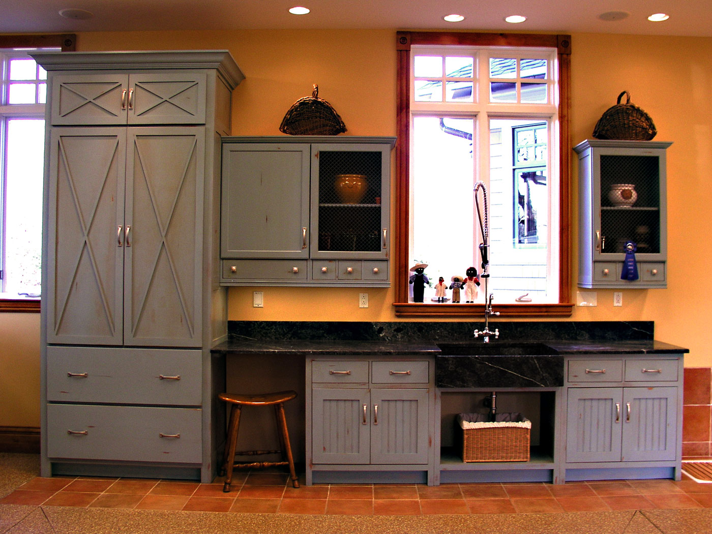 Custom Built-ins & Entertainment Centers - Craftworks Custom Cabinetry - Rochester, NY