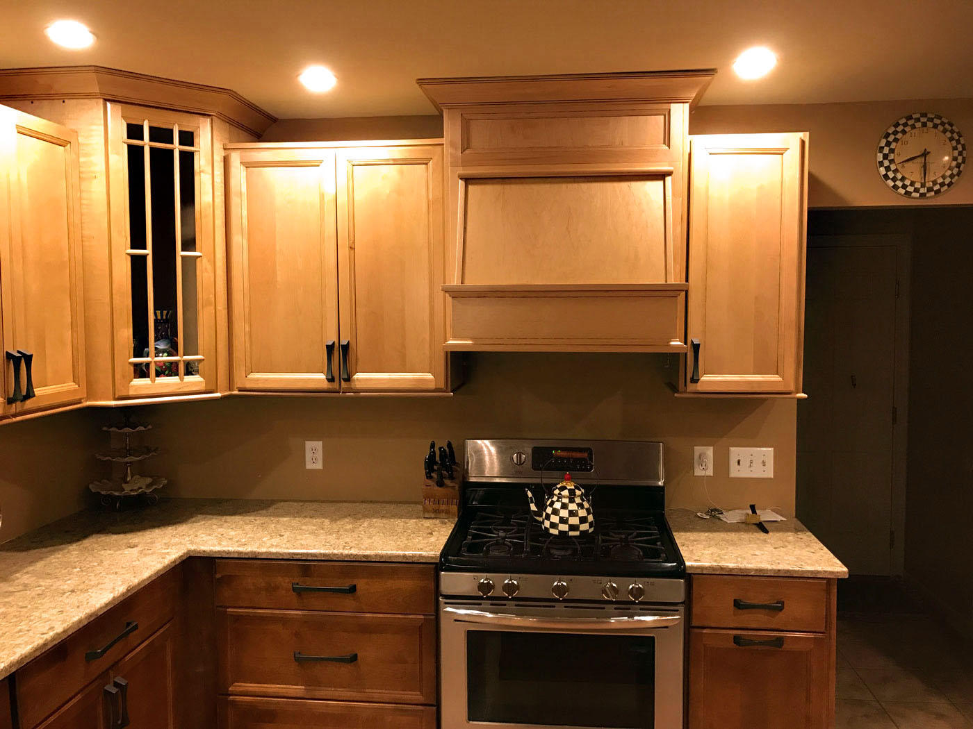 Custom Kitchen Remodel - Pittsford, NY - Craftworks Custom ...
