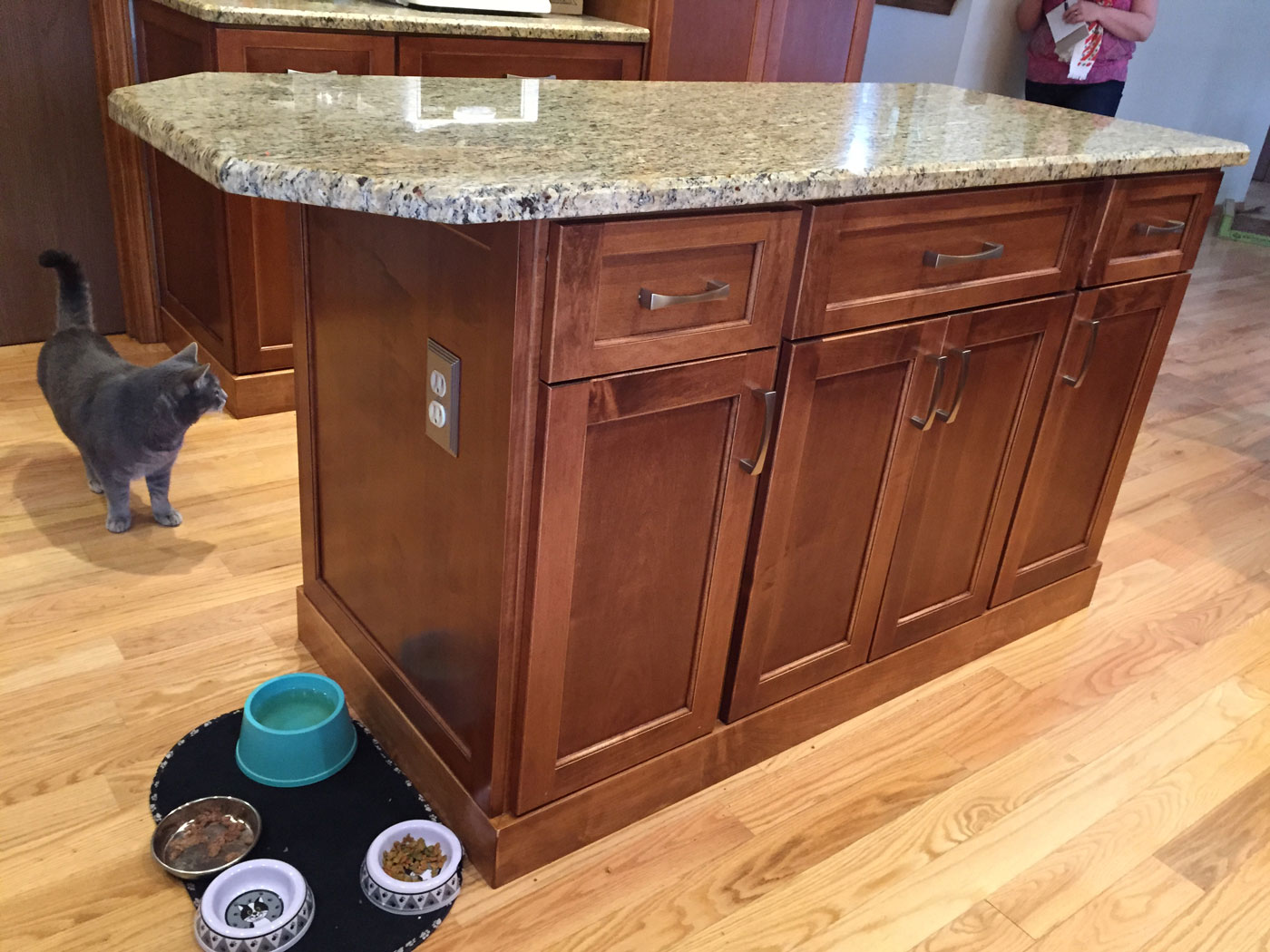 Custom Kitchen Remodel - Fairport, NY - Craftworks Custom Cabinetry - Rochester, NY