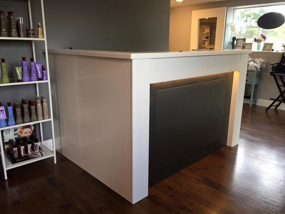 Commercial Work - Craftworks Custom Cabinetry - Rochester, NY