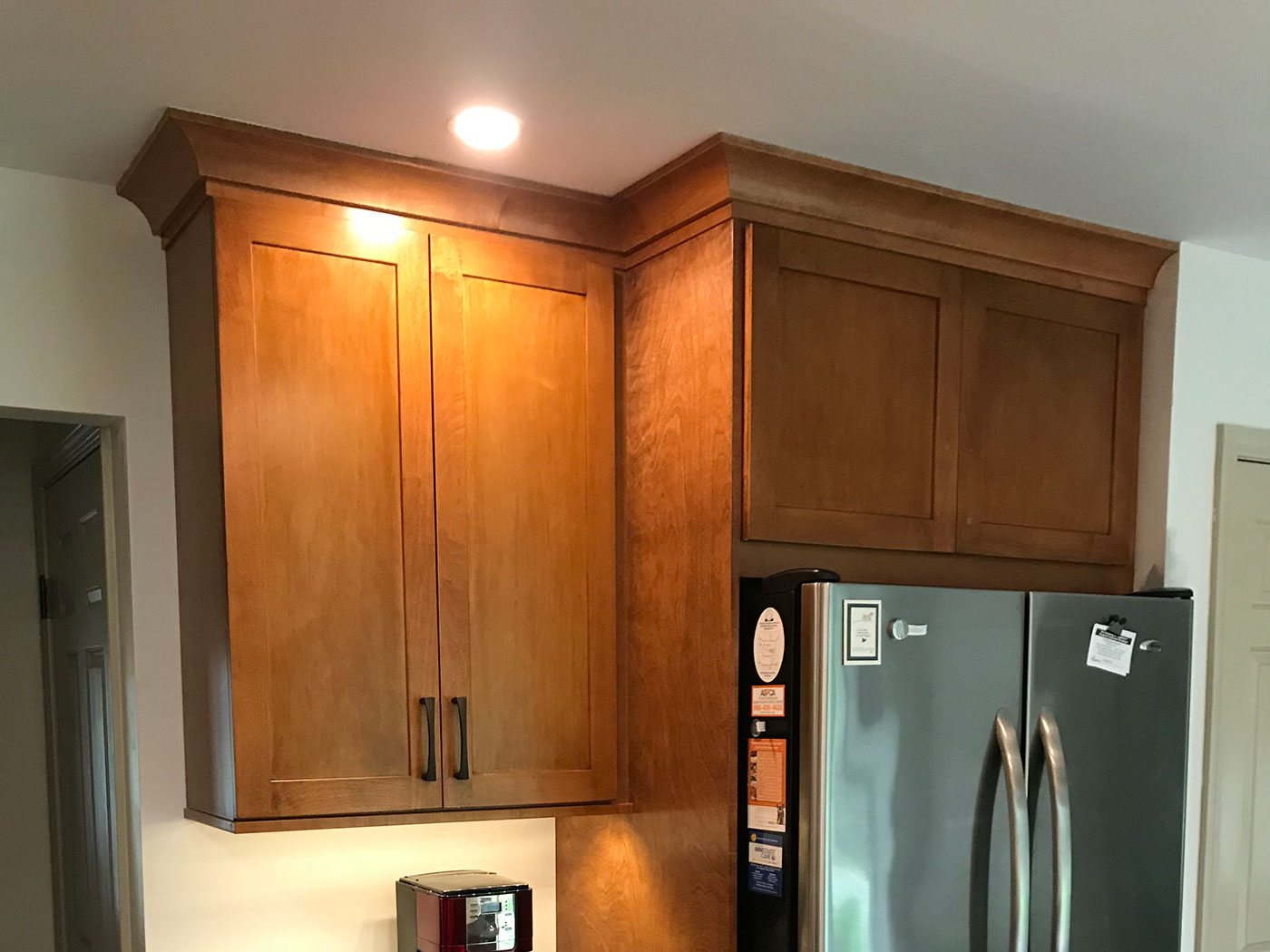 Custom Kitchen Cabinets Maple - Craftworks Custom Cabinetry - Rochester, NY
