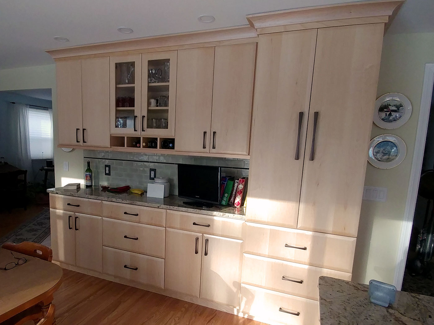 Custom Kitchen Cabinets - Craftworks Custom Cabinetry - Rochester, NY