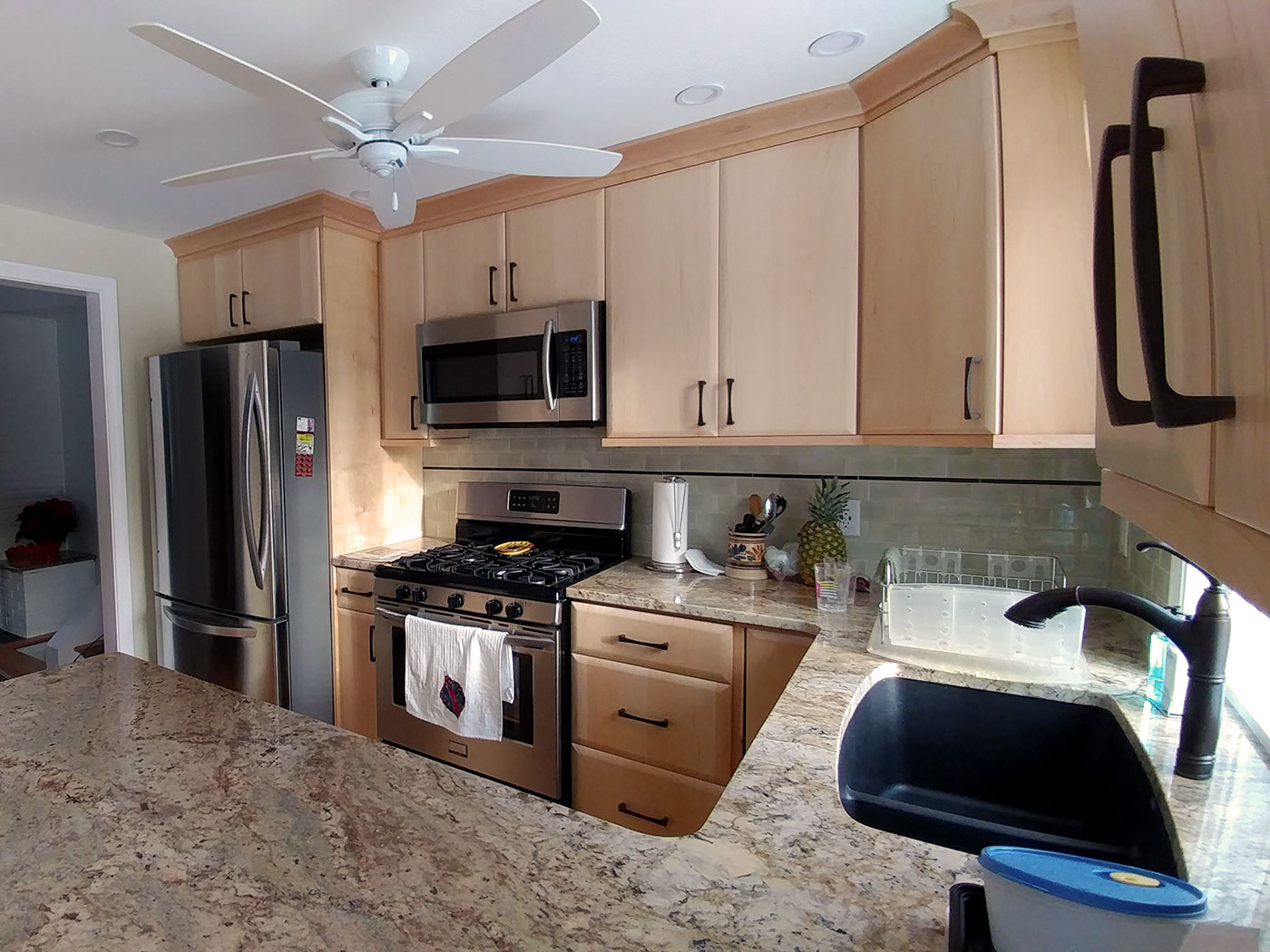 Custom Kitchen Design - Craftworks Custom Cabinetry - Rochester, NY