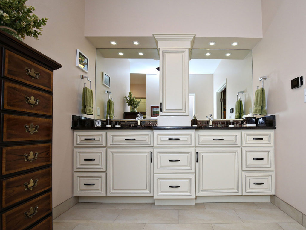 Bathroom Design Craftworks Custom Cabinetry Rochester Ny