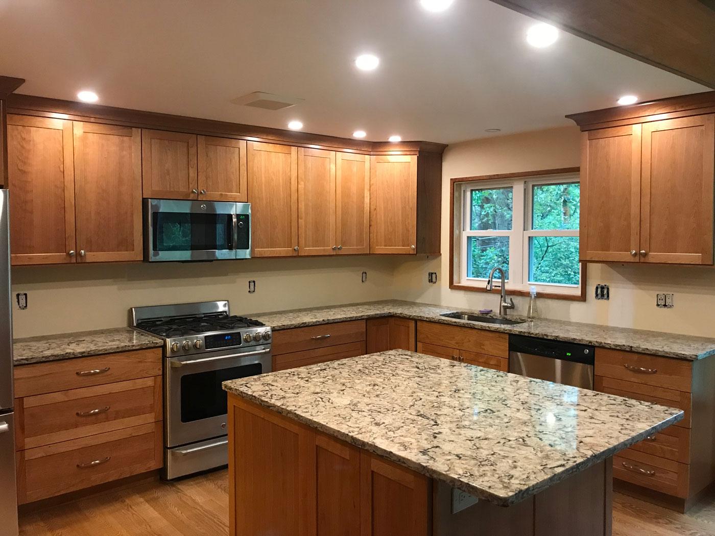 Custom Kitchen Design - Craftworks Custom Cabinetry - Rochester, NY
