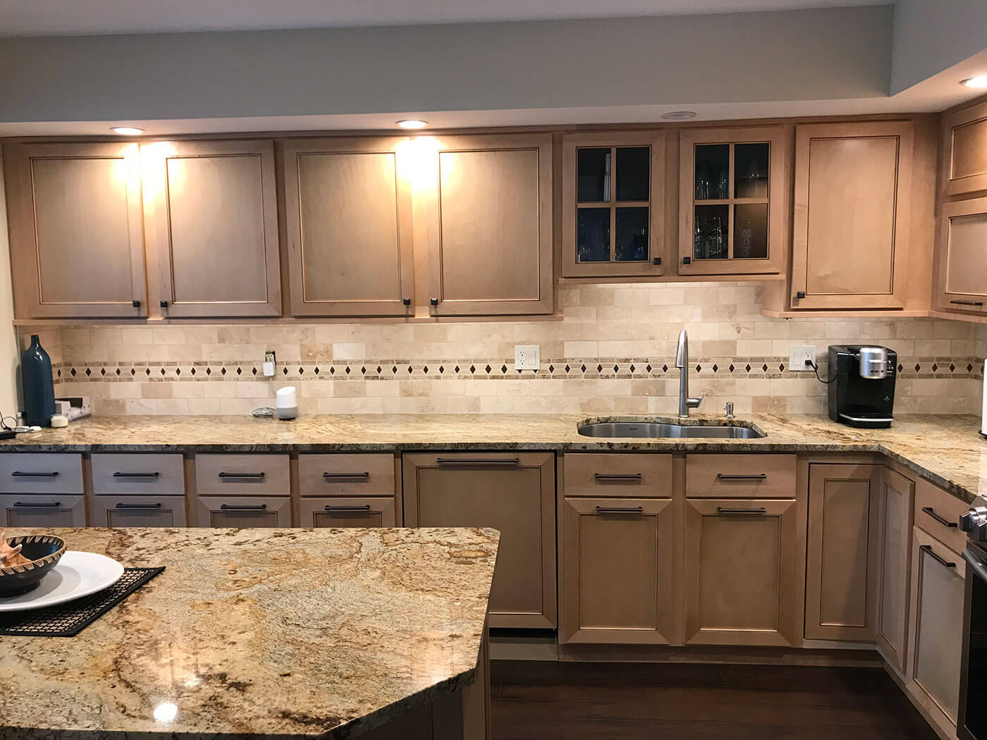 Kitchen Cabinet Refacing - Craftworks Custom Cabinetry - Rochester, NY